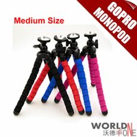 Wholesale Flexible Medium Size Load Bearing to KG Gorillapod Type Monopod Tripod Leg Mini Tripods for Digital Camera Holder