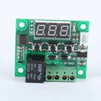 Wholesale Digital Cool Heat temp Thermostat Temperature Control On Off Switch Temperature Controller Switch