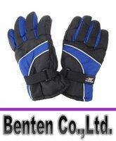 Wholesale Warm Thicken Winter Ski Gloves Wind resistant Riding Gloves Snowboard Motorcycle Gloves LLFA2120F