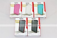 soft packaging - 20pcs Evo Mesh with holes Tech21 Case for iphone plus inch Tech Soft TPU Protective Cell Phone Cases with retail package