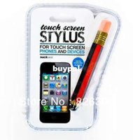 Wholesale Touch Screen Touch stylus Pencil Touch mobile phone pen lotpnm1