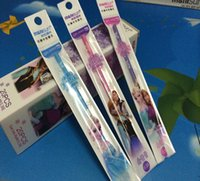 Wholesale Hot Frozen Stationery Replaceable Refills Writing Point mm Frozen Elsa and Anna School cartridge pieces