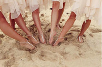Wholesale 1pc Free Fashion Shining Crystals Beach Barefoot Sandals Beach Wedding Accessories Body Jewelry barefoot DHL free