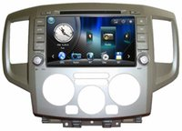 Wholesale Ouchuangbo car dvd gps raido stereo navigation Nissan NV200 support BT iPod USB