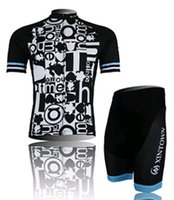 best graphs - Graph Letter short sleeved cycling jersey and cycle shorts set strap riding a bicycle best clothing sportswear