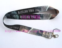Wholesale FINAL FANTASY VII Cell Phone MP3 Strap NECK Lanyard Charm
