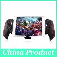 Hot BTC-938 Controlador de juegos inalámbrico Joystick telescópico Gamepad para Android Tablet PC TV Box Smartphone 010210