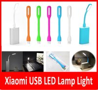 Wholesale Portable Night lights USB Lamp Flexible Mini LED Light Candy Color Lights For Tablet PC USB Power Notebook USB light Outdoor