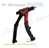 Wholesale hot sales quot MM M3 M4 M5 M6 hand riveter rivet gun riveting tools with gun head