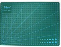 Wholesale Top Quality A3 Self Healing Non Slip Craft Quilting Printed Grid Lines Board Double sided Cutting Mat cm x45cm x0