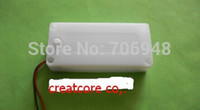 Wholesale 20pcs V waterproof AA battery case with switch for machine etc mm