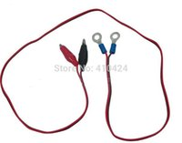 Wholesale Power cable clip Connect wire Alligator clip order lt no track
