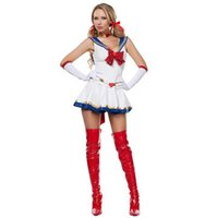 Wholesale Halloween anime sailor moon COSPLAY costume European and American popular role playing apparel