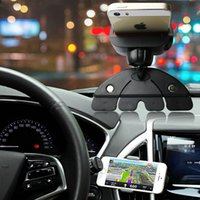 Wholesale Universal Car CD Slot Phone Mount Holder Stand Cradle For Mobile Phone Promotion