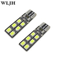 accord lamp - CANBUS T10 LED W5W Light SMD Car Light Source Bulb For BMW E36 E38 E39 E46 E53 E60 E63 E65 E66