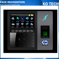 Wholesale KO FACE702 Facial Fingerprint Time Attendance and Access Control Terminal