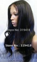 best wig glue - Glue less quot quot Off Black B Malaysia Curly Indian Hair Lace Front Wig Baby Hair Best