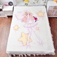 air tv series - Anime Girl Series Kanban Musume TV amp Animation Series Sheet Series Flannel Mattress Blanket Air Conditioner Quilt HD