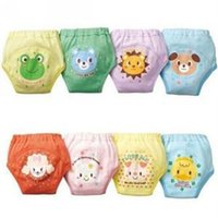Wholesale New HE Nappy Changing pc Cartoon Waterproof Baby Nappies EH
