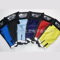 bicycle exercise equipment - Durable Bicycle Bike Fitness Half Finger Exercise Workout Sport GlovesOutdoor Sports Equipment Antiskid Wear resistant B
