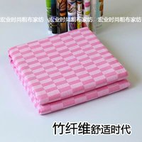 bamboo linen sheets - Plaid bamboo fibre sheets solid color old coarse linen bed sheets bed sheets
