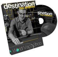 Wholesale 2015 Destination by Rus Andrews Only magic teaching video or e books sent via email
