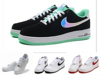 air force ones - new HOT Sell Womens Leisure Sport shoes women running shoes low help shoes Nike Air Force One shoes kkn1