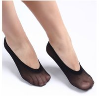silk slippers women - sock pairs women summer socks Crystal Silk Ultra thin Transparent low cut female invisible girl quot sock slipper shallow