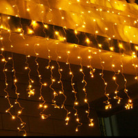Wholesale Hot Led Christmas Lights Outdoor New year Decoration M LED M LED Energy saving Waterproof For Home