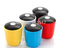 Wholesale 2014 new High quality waterproof bluetooth speaker tea cup speaker my vision N12
