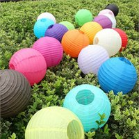 chinese christmas lights - Freeshipping LED ballon Paper Lanterns Wedding Party Paper Lanterns Light Holiday Decoration inches Multi colo