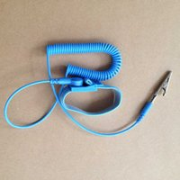 anti static electricity - Anti Static Anti Static Electricity Grounding Wristband Wrist Strap Band ESD Discharge PC