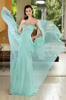 Cheap Reference Images Prom Dress Best Sweetheart Chiffon Charming Dresses