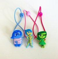 baby face movie - Inside Out Hair Bands Pixar Cartoon Movie Hair Rope Tie Baby Girl Headwear Girls hairband