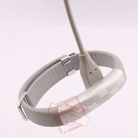 armband bracelets - Megnet Charger Check Charging Cable Wire For New up2 up3 Wireless Activity Bracelet Sport Band Wristband Armband