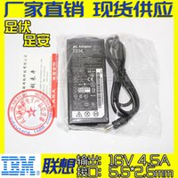 Wholesale IBM V A Lenovo notebook power adapter charger Interface