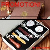ancient choice - Letter stamps ancient wax seal deluxe suit Sealing wax stamp letters suits at your choice letter