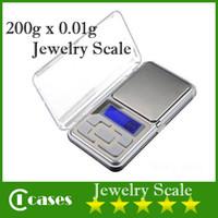 pocket scales - LCD g x g Mini Digital Jewelry Pocket Gram Scale