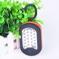 Wholesale Multifunctional LED Super Bright Home Work Light Bivouac Emergency Camping Hiking Tent Lamp Lantern With Hook Y60 HM582 M5