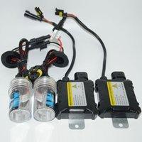 Wholesale 55W hid kit xenon H7 kit w H4 H1 H3 H8 H9 H10 H11 H13 H27 HB3 HB4 hid conversion kit K K K