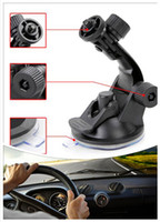 Wholesale New Arrival Car Window Windshield Glass Suction Cup Mount for Camera Rotate Degree PC TPU