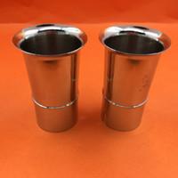 air carburetor - Velocity Stacks air horn trumpet DCOE for EMPI WEBER DELLORTO pair pieces