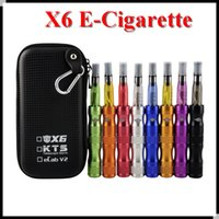 Cheap X6 Electronic Cigarette Best eGo CE4 Clearomizer