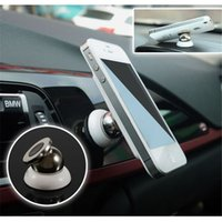 mobile phone display - Universal Magnetic Holder for Iphone Car Holder For Samsung Stand Display Support For Lenovo GPS Accessories Mobile Phone Holder