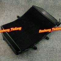 Wholesale Motor Bike Cooler Radiator For KAWASAKI NINJA ZX6R Aluminum Alloy order lt no track