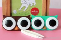Wholesale New Sweet Cartoon Series D Big Eye Contact Lenses Box Case Contact lens Case TY1278