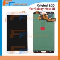 Cheap 100% Original LCD Screen & Digitizer Assembly for Samsung Galaxy Note 3 III N900 N900R4 N900T N900P N900V N9006 N900A N9005