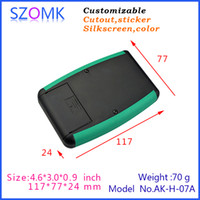 battery enclosure - plastic enclosure for electronic plastic case mm V battery enclosure box szomk electric junction box
