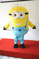 Wholesale Easter Minions eyes cute cartoon mascot costume masquerade factory direct