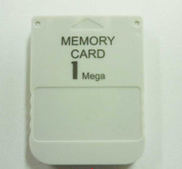 Wholesale 1MB Memory card for Playstation PS1 PSX High Quality and FAST SHIPPING